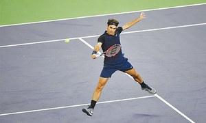 Federer shocked in Shanghai opener