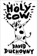 REVIEW: Bovine tales: Holy Cow By David Duchovny