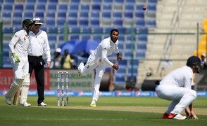 Comment: Dramatic draw livens dreary 1st Test
