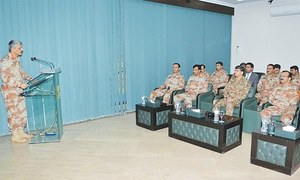 Indiscriminate targeted operation to continue at same pace: corps commander