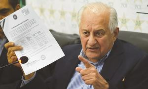 Shaharyar dismayed at BCCI attitude  but waiting for final reply
