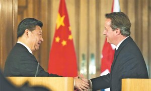 View from abroad: Xi's visit to Britain: it's also about the EU