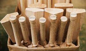 From timber to sixer: How a Pakistani bat manufacturer shaped cricket