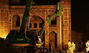 The PML-N's vision for Lahore: Death-by-concrete