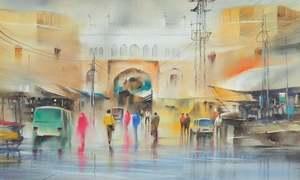 Portfolio: Lahore Lahore hai