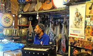Symphony city — Discovering Karachi's oldest music shops