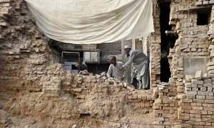 کیا دو لاکھ روپے میں تباہ شدہ گھر بن جائے گا؟