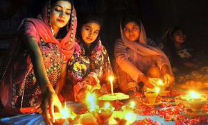 Light, love and prayers: Celebrating Diwali in Pakistan