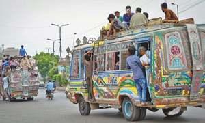 Efficient transport system for Karachi stressed