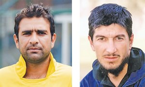 Umar axed; uncapped Riffatullah, Iftikhar named in T20 squad