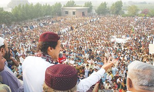 Imran Khan vows to protect Hindu citizens