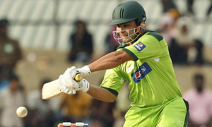 Interview: Kamran seeks to resurrect international career, as batsman