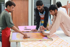 How two Karachi projects are engaging designers with disabilities