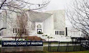 SC disposes of banners case
