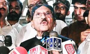 Sindh CM criticises poll postponement