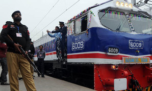 Railways effects changes to have 'express business'