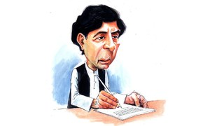 Satire: Diary of Chaudhry Nisar