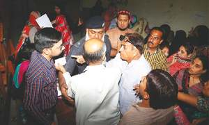 Muttahida wins battle for Hyderabad