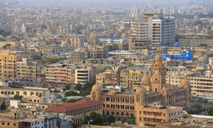 Karachi: City of lights that was