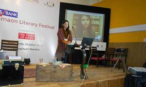 Kumaon — literature not man-eaters