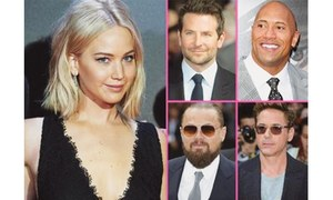 Hollywood's most valuable stars are still overwhelmingly white and male