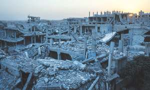What the ruins of Kobane tell us about the destruction of Syria