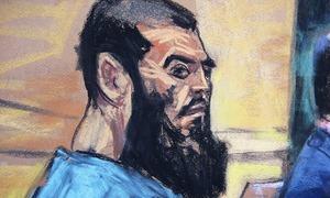 Pakistani man sentenced in US to 40 years prison for Al Qaeda plot