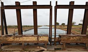 Sindh contributing no funds to Karachi water project