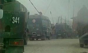 کشمیر میں ہندوستانی فوج پر حملہ،اہلکار ہلاک