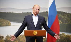 Putin's waging war on far too many fronts