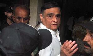ڈاکٹر عاصم 4 روزہ ریمانڈ پر پولیس کے حوالے
