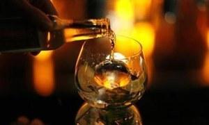بہار میں شراب پر پابندی  لگانے کا اعلان