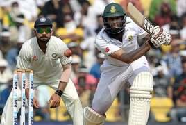 Nagpur pitch 'probably toughest' I've played on: Amla