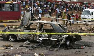 At least 21 killed as suicide bomber hits Shia procession in Nigeria