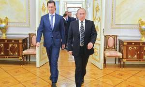 Turkish downing of Russian jet offers boost to Assad