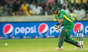 پاکستان کو دوسرے ٹی ٹوئنٹی اور سیریز میں شکست
