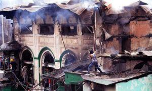 Shrine desecration: Prompt official action averts violence