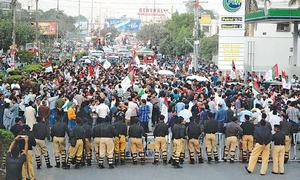 2,000 MQM workers booked for 'rioting'