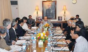 Second reshuffle in Sindh cabinet this month