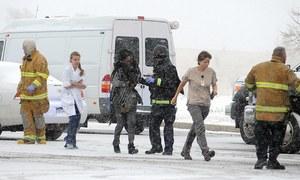 Gunman kills three in attack at US clinic