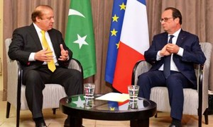 Pakistan offers France expertise on counter-terrorism