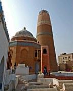 Masoom Shah's tomb