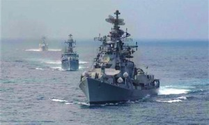 Pakistan Navy ship due in Sri Lanka today on 4-day visit