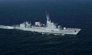 Pakistan Navy ship due in Sri Lanka today on 4-day visit