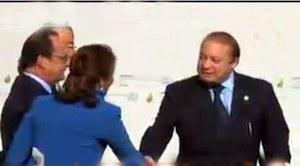 PM Nawaz arrives in Paris for UN Climate Change Conference
