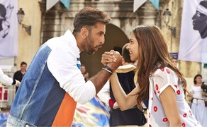 Film review: Ranbir and Deepika are on fire in the otherwise dull 'Tamasha'