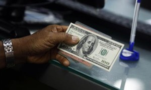 Panic takes its toll on currency market as dollar nears Rs108