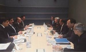 بنکاک ملاقات: ہندوستان، کشمیر پر مذاکرات کیلئے تیار؟