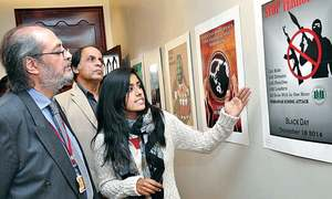 Paintings pay a tribute to APS martyrs