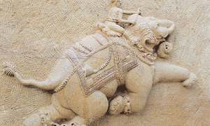 Wasli to Stone — a tribute to miniaturists